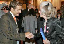 Die Gründerin der Special Olympics und JFK-Schwester Eunice Kennedy-Shriver